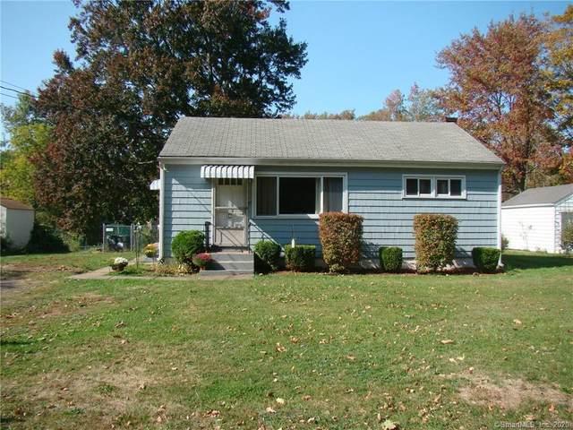 47 Westview Drive, Meriden, CT 06450 (MLS #170345528) :: Kendall Group Real Estate | Keller Williams