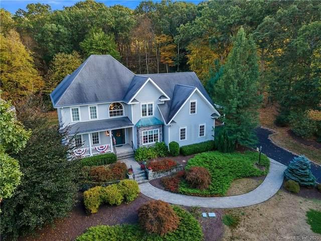 32 Oak Hill Terrace, Haddam, CT 06438 (MLS #170345544) :: GEN Next Real Estate