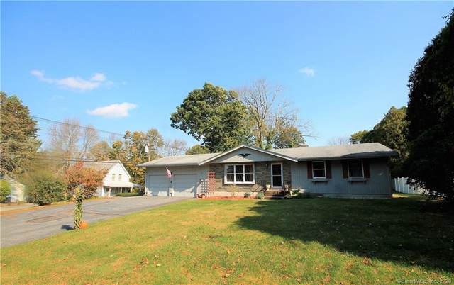 2 Newton Place, Norwich, CT 06360 (MLS #170345560) :: GEN Next Real Estate