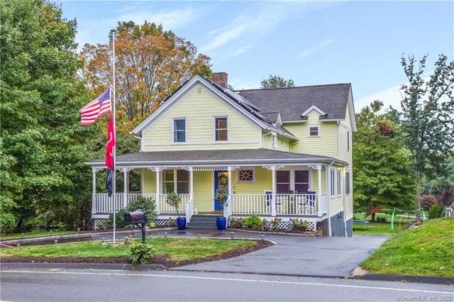 155 Stonehouse Road, Trumbull, CT 06611 (MLS #170345597) :: Michael & Associates Premium Properties | MAPP TEAM