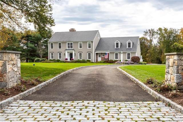 17 Hussars Camp Place, Ridgefield, CT 06877 (MLS #170345606) :: Frank Schiavone with William Raveis Real Estate