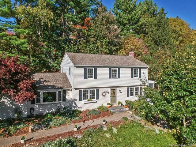 97 Indian Hill Road, Canton, CT 06019 (MLS #170345724) :: Hergenrother Realty Group Connecticut