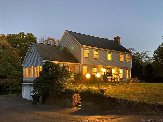 107 Toddy Hill Road, Newtown, CT 06482 (MLS #170345738) :: GEN Next Real Estate