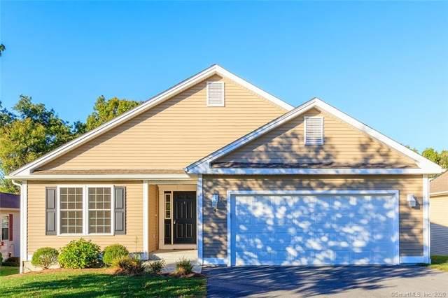 4 Snowbird Drive #4, Killingly, CT 06239 (MLS #170345752) :: Kendall Group Real Estate | Keller Williams