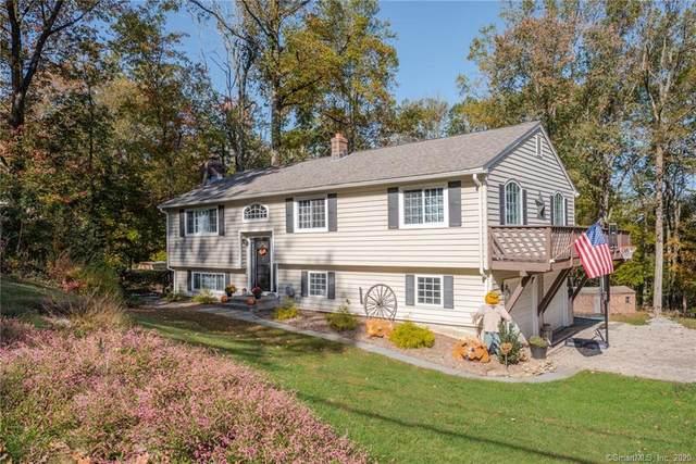 73 Rees Drive, Oxford, CT 06478 (MLS #170345764) :: GEN Next Real Estate