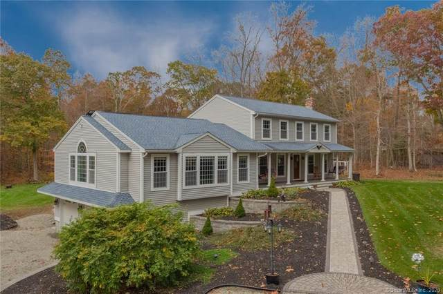 125 Hanover Road, Scotland, CT 06330 (MLS #170345814) :: Forever Homes Real Estate, LLC