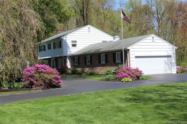2 Crestview Drive, North Haven, CT 06473 (MLS #170345823) :: Carbutti & Co Realtors