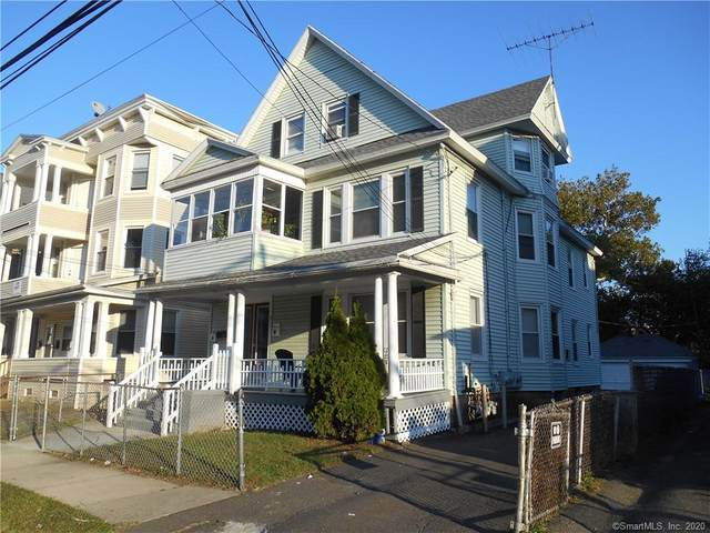 319 Maplewood Avenue, Bridgeport, CT 06605 (MLS #170345847) :: GEN Next Real Estate