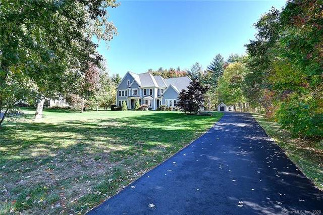 34 Hampton Court, Glastonbury, CT 06073 (MLS #170345895) :: Michael & Associates Premium Properties | MAPP TEAM