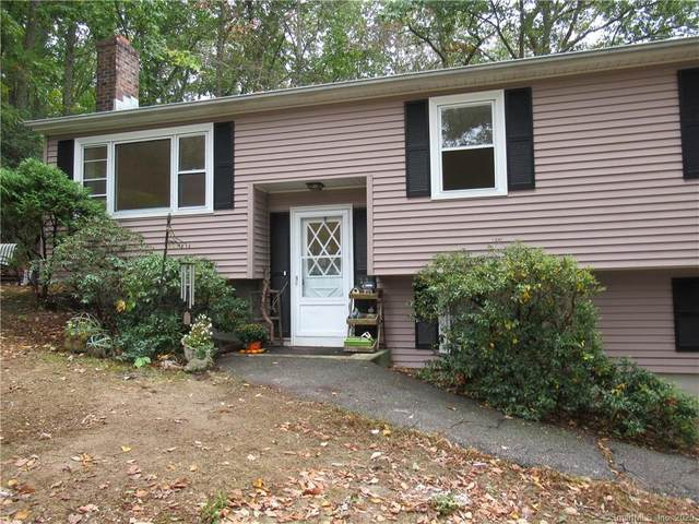 56 Carriage Hill Drive, East Lyme, CT 06357 (MLS #170345934) :: Kendall Group Real Estate | Keller Williams