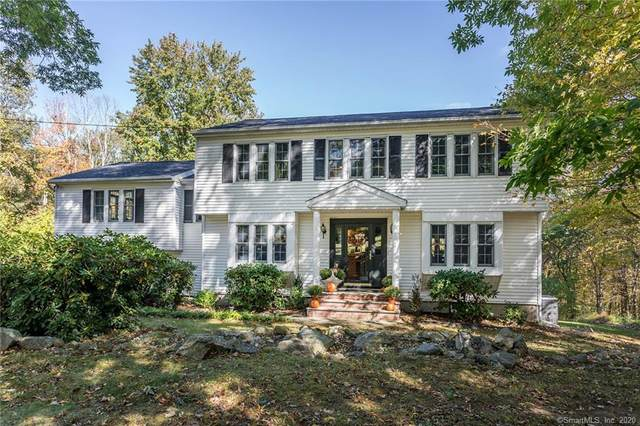 24 Round Hill Drive, Danbury, CT 06811 (MLS #170345946) :: Frank Schiavone with William Raveis Real Estate