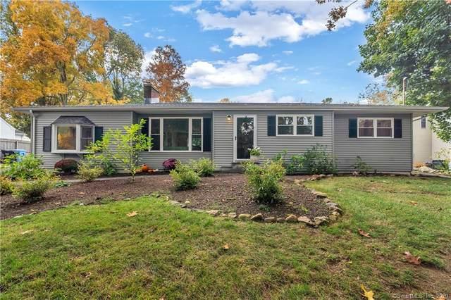 90 Cedar Hill Road, Guilford, CT 06437 (MLS #170345953) :: GEN Next Real Estate