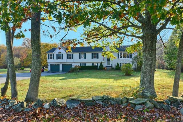 236 Squaw Rock Road, Plainfield, CT 06354 (MLS #170346025) :: Frank Schiavone with William Raveis Real Estate