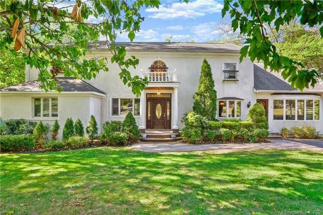 59 Hollow Tree Ridge Road, Darien, CT 06820 (MLS #170346060) :: Frank Schiavone with William Raveis Real Estate