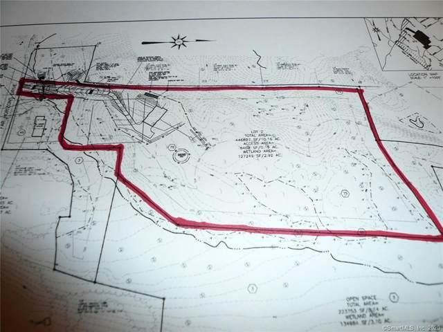 40 Far Horizon Drive #2, Easton, CT 06612 (MLS #170346083) :: GEN Next Real Estate