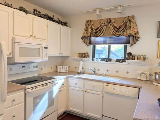 1021 Heritage Village A, Southbury, CT 06488 (MLS #170346086) :: Around Town Real Estate Team