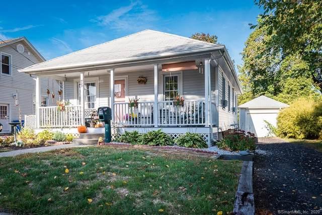 75 Woodmansee Avenue, Norwich, CT 06360 (MLS #170346133) :: GEN Next Real Estate