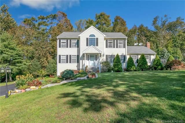 19 Molnar Drive, Shelton, CT 06484 (MLS #170346172) :: GEN Next Real Estate