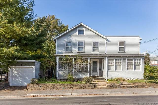 35 Fort Point Street, Norwalk, CT 06855 (MLS #170346173) :: GEN Next Real Estate