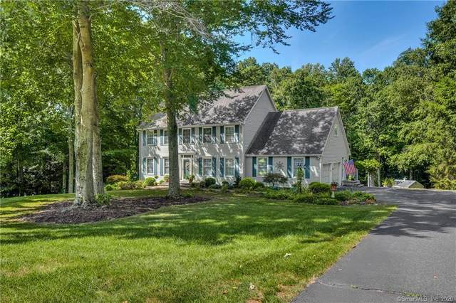 71 Pond View Drive, Southbury, CT 06488 (MLS #170346211) :: Around Town Real Estate Team