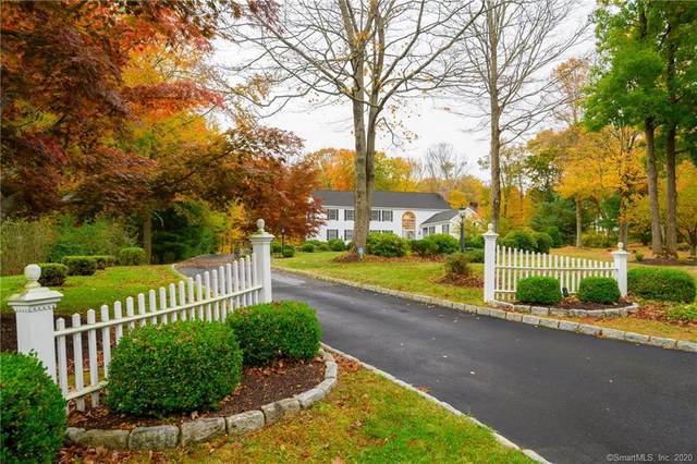 3 Dover Circle, Newtown, CT 06470 (MLS #170346254) :: GEN Next Real Estate