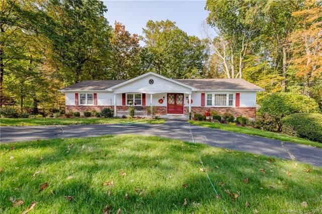 90 Woodhaven Drive, Trumbull, CT 06611 (MLS #170346262) :: Michael & Associates Premium Properties | MAPP TEAM