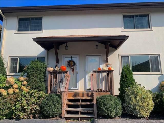 16 Lindstrom Road #2, Stamford, CT 06902 (MLS #170346294) :: GEN Next Real Estate