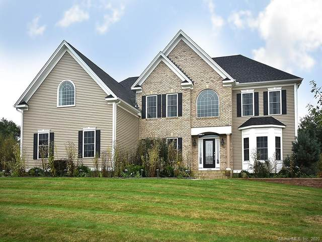 180 Frazer Fir Road, South Windsor, CT 06074 (MLS #170346302) :: Frank Schiavone with William Raveis Real Estate
