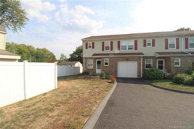 103 River Camp Drive #103, Newington, CT 06111 (MLS #170346303) :: Hergenrother Realty Group Connecticut