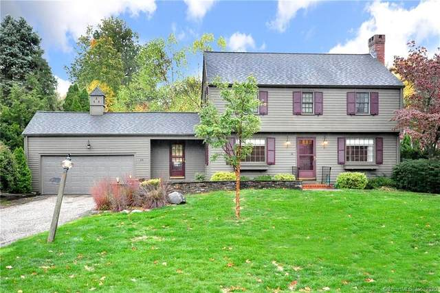 28 Gloucester Lane, West Hartford, CT 06107 (MLS #170346304) :: Hergenrother Realty Group Connecticut
