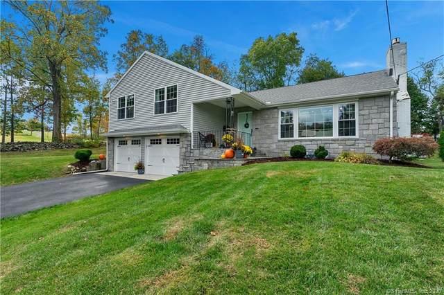 1 Winslow Road, Newtown, CT 06470 (MLS #170346310) :: Kendall Group Real Estate | Keller Williams