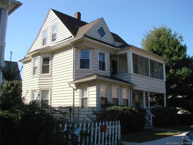 219 Brewster Street, Bridgeport, CT 06605 (MLS #170346331) :: Frank Schiavone with William Raveis Real Estate