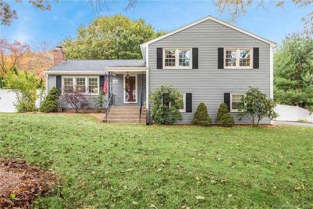 48 Eastview Drive, Windsor, CT 06095 (MLS #170346334) :: Frank Schiavone with William Raveis Real Estate