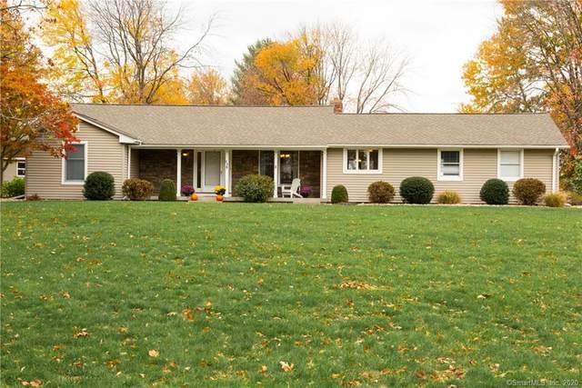35 Standish Road, Ellington, CT 06029 (MLS #170346359) :: NRG Real Estate Services, Inc.