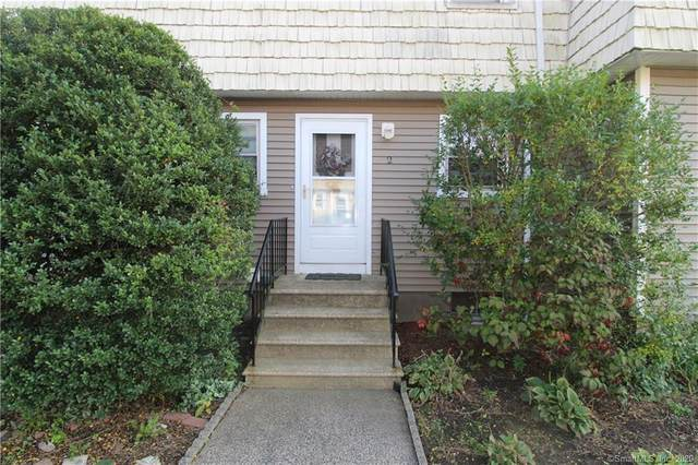 57 Meetinghouse Village #2, Meriden, CT 06450 (MLS #170346368) :: Frank Schiavone with William Raveis Real Estate