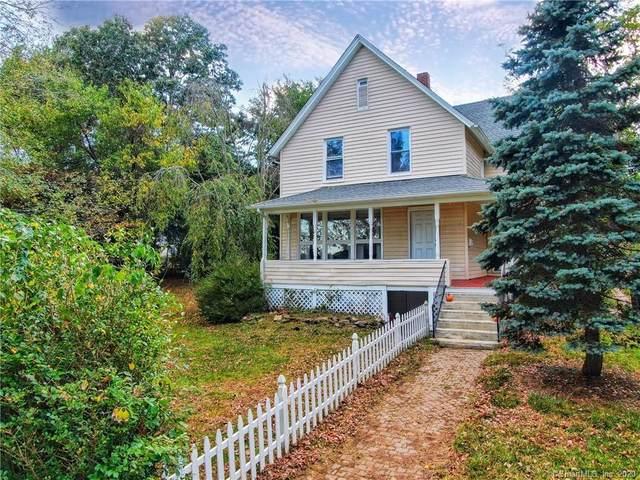 27 Scott Street, Norwich, CT 06360 (MLS #170346377) :: GEN Next Real Estate