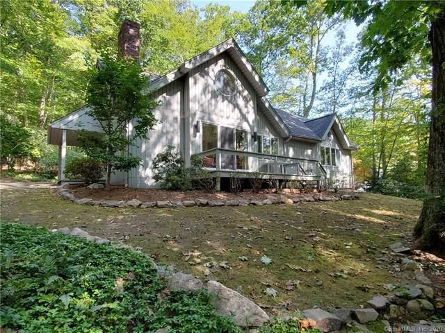 446 Black Rock Turnpike, Redding, CT 06896 (MLS #170346416) :: Frank Schiavone with William Raveis Real Estate