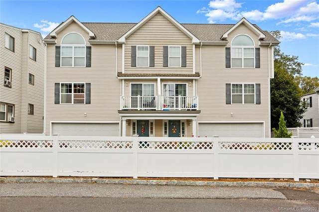 18 Faucett Street F, Stamford, CT 06906 (MLS #170346422) :: Kendall Group Real Estate | Keller Williams