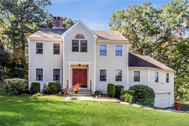 38 Toddy Hill Road, Newtown, CT 06482 (MLS #170346453) :: Michael & Associates Premium Properties | MAPP TEAM