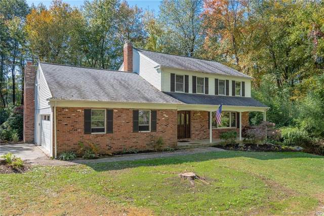 3 Williams Lane, Newtown, CT 06470 (MLS #170346464) :: Around Town Real Estate Team