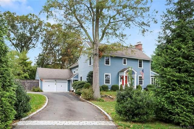 544 Unquowa Road, Fairfield, CT 06824 (MLS #170346508) :: Frank Schiavone with William Raveis Real Estate