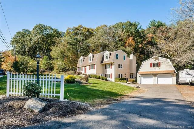 70 Fox Ridge Lane, Tolland, CT 06084 (MLS #170346535) :: Anytime Realty