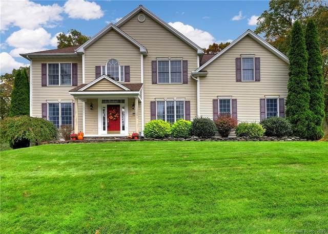 52 Summit Drive, Monroe, CT 06468 (MLS #170346544) :: Frank Schiavone with William Raveis Real Estate
