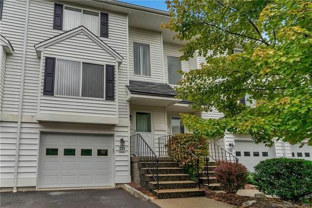 10 South Street #20, Danbury, CT 06810 (MLS #170346546) :: Around Town Real Estate Team