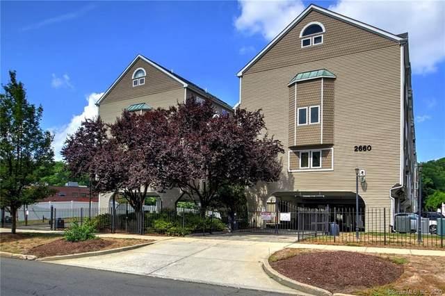 2660 North Avenue #225, Bridgeport, CT 06604 (MLS #170346551) :: GEN Next Real Estate