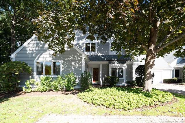94 Barnes Road #94, Stamford, CT 06902 (MLS #170346564) :: Frank Schiavone with William Raveis Real Estate
