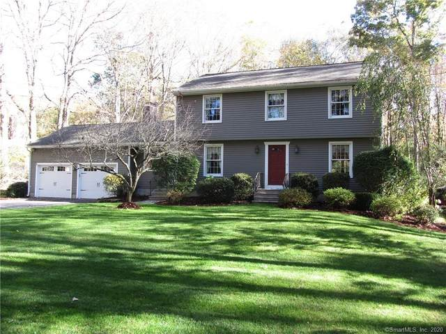 124 Old Andover Road, Hebron, CT 06248 (MLS #170346581) :: GEN Next Real Estate