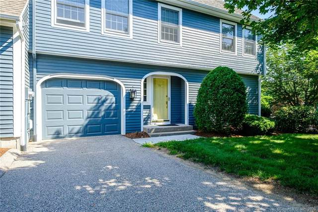 132 S Mill Drive #132, Glastonbury, CT 06073 (MLS #170346627) :: GEN Next Real Estate