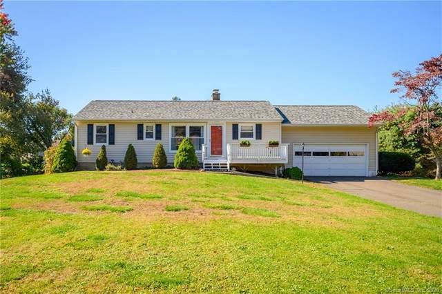 4 Pond Ridge Road, Danbury, CT 06811 (MLS #170346637) :: Kendall Group Real Estate | Keller Williams