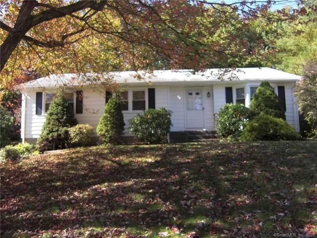 53 Timberlea Drive, Meriden, CT 06450 (MLS #170346643) :: GEN Next Real Estate